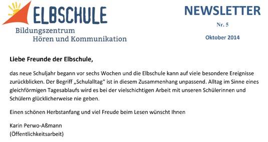 2014_11_28_Newsletter_Elbschule