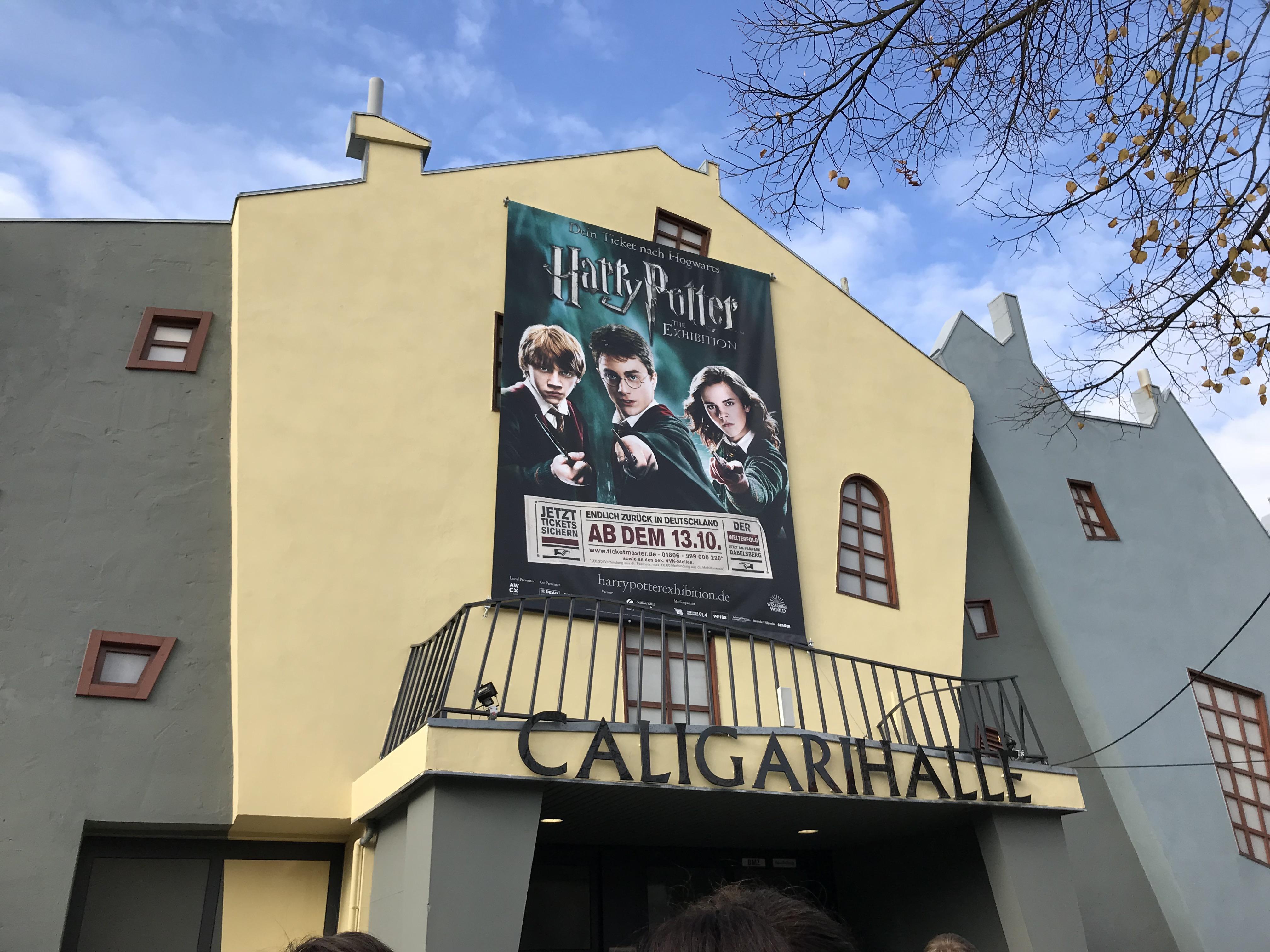 Wer Kommt Mit Zur Harry Potter Ausstellung In Potsdam Elbschuleltern