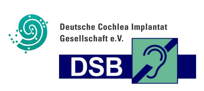 Deutscher Schwerhörigenbund (DSB) und Deutsche Cochlea Implantat Gesellschaft (DCIG) wollen fusionieren