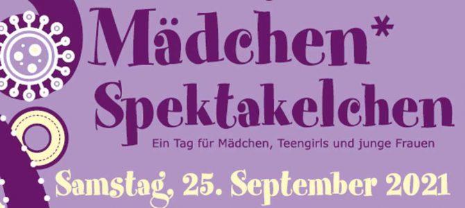 """Hamburger Mädchenspektakel mit """"HappyHands"""""""